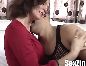 Sexy British lady enjoys her toyboy s big cock - Full HD Flick on SexZink.Com
