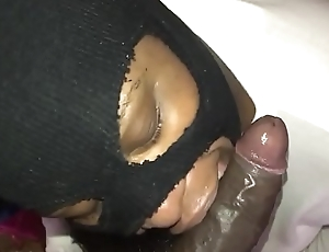 Chubby booty Chanel back at it again SuperHead Suck with deepthroat big cumshot