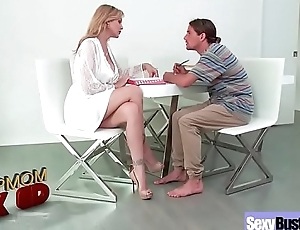 (Julia Ann) Superb Busty Housewife Acquire Hard Bang On Cam movie-13