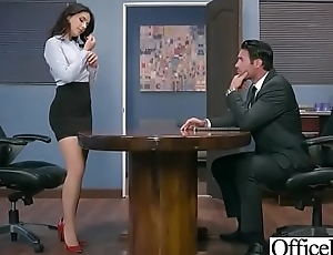 (Valentina Nappi) Office Girl With Round Big Boobs Regard highly Unending Sex movie-30