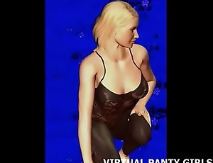 Fuck my virtual ass from behind