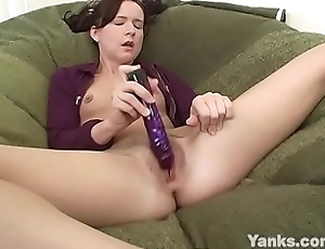 Petite Anna Belle Cums For You