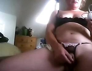 Hot stolen video be required of my mom masturbating
