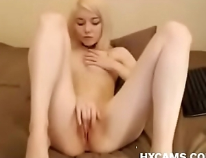 18yo blonde very hot coupled with sexy