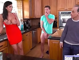 Hard Sex Become lodged About Lovely Big Tits Milf (Reagan Foxx) video-17