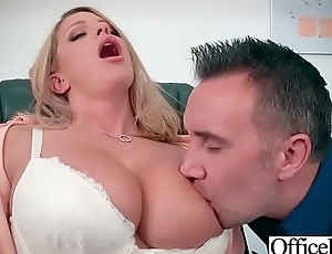 Constant Bang On Cam In Designation With Big Round Tits Girl (Brooklyn Chase) video-08
