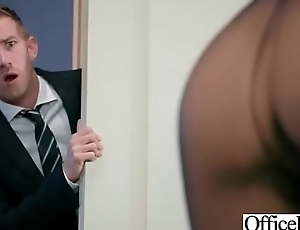 Hard Bang On Cam In Office With Big Round Tits Girl (Alix Lynx) video-02