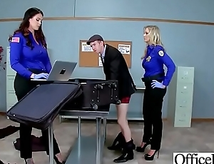 Lasting Sex Tape In Office With Big Round Interior X-rated Girl (Alison Tyler &amp_ Julia Ann) video-01