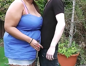 Bbw interracial fuck date