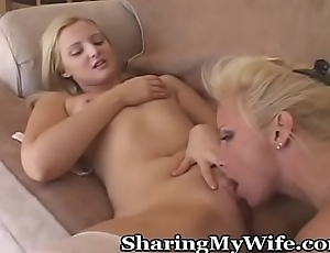 Older Mollycoddle Loves Younger Pussy