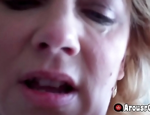 Stunning Hot MILF from ArousrGirls.com gets Fucked